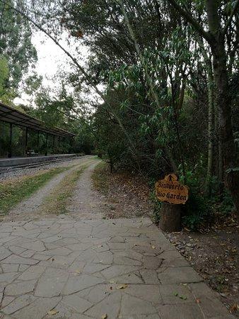 Tambo del Inka, a Luxury Collection Resort & Spa: Estación de tren