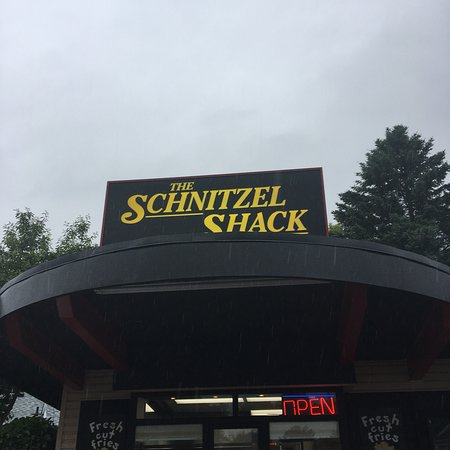 The Schnitzel Shack