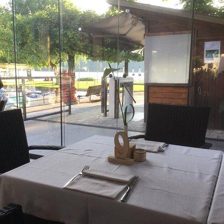 Ristorante La Taverna: Tischdecke