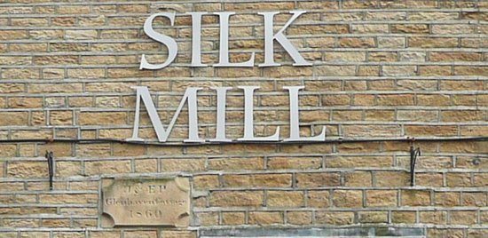 West Yorkshire, UK: The Silk Mill Ripponden