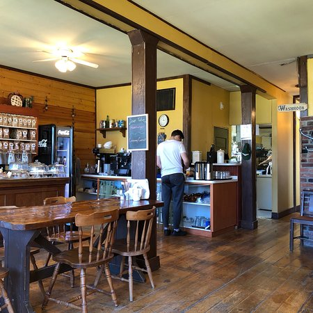 Ok Cafe Vanderhoof Museum: photo0.jpg