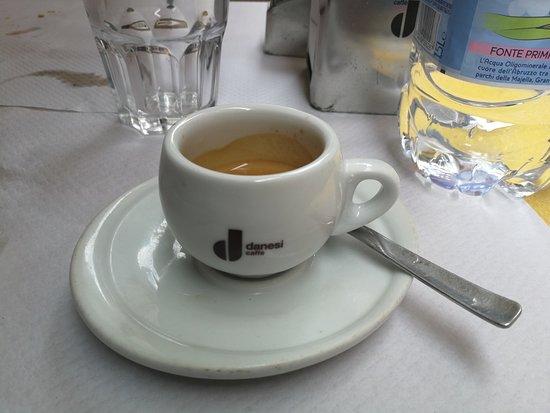Cafe Orso Review