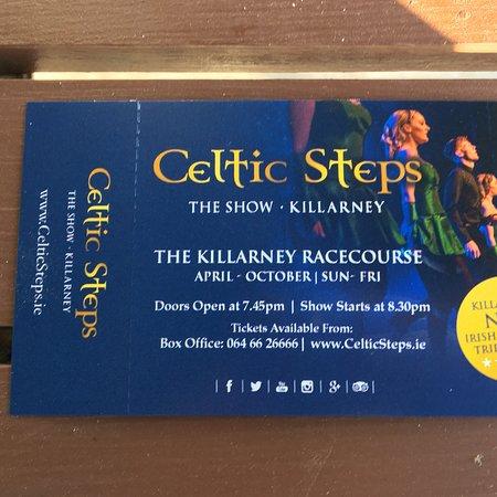 Celtic Steps The Show Killarney