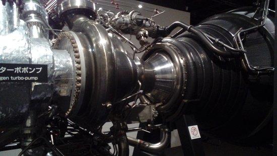 Mitsubishi Minatomirai Industrial Museum: space-age technology-- before