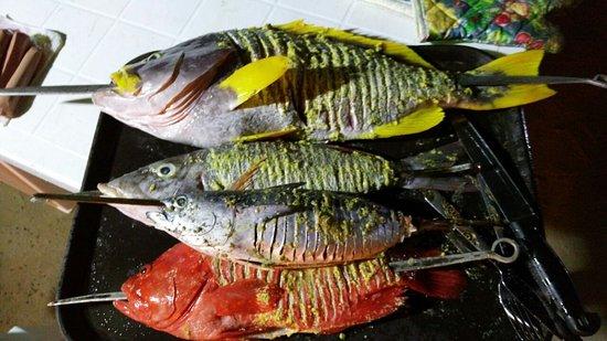 Ukulhas: Результат рыбалки :)