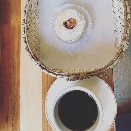 Mingui cafe: black coffee 