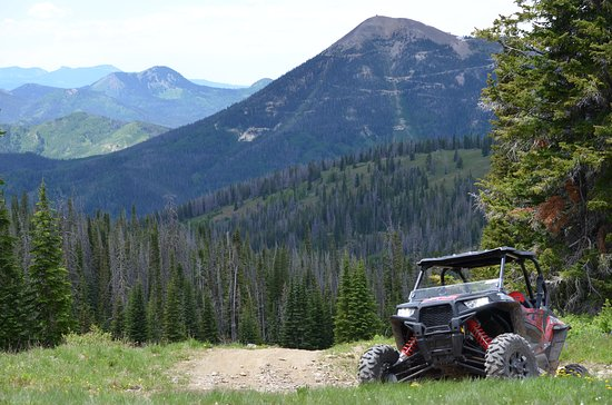 Colorado Sled Rentals: Aspen Canyon Ranch ride from location
