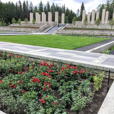 ualberta Botanical Gardens, new Aga Khan Garden - Picture of ...