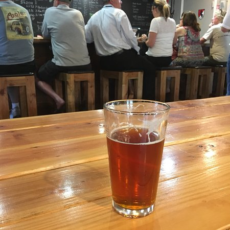 Smiling Toad Brewery: Enjoying the IPA Freely. 71% abv and 77 IBU