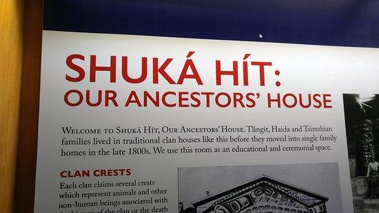 Sealaska Heritage - Walter Soboleff Building: shuka hit