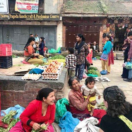Фотография Площадь Дурбар - Бхактапур