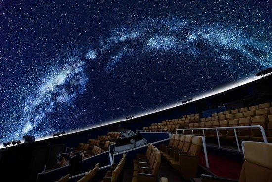 Moriyama, Japan: Planetarium