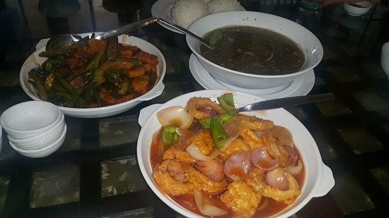 LC's Place Restaurant: delectable dishes