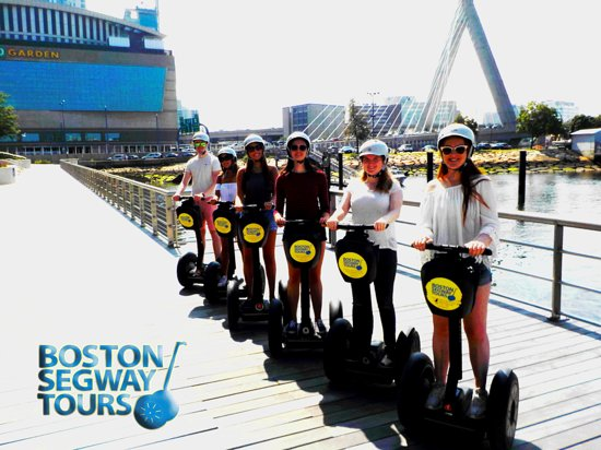 Boston Segway Tours: Book a #Segway #Tour in #Boston today! Whether it is a #corporate or a #family #event, it's alwa