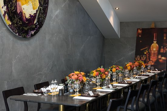 Gerome Private Dining Room Picture Of Restaurant