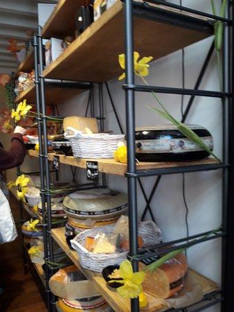 BourgonDish: Deliciosos quesos