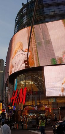 Фотография Таймс-сквер