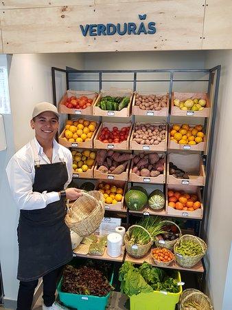 Toba Thani: Verduras agroecológicas