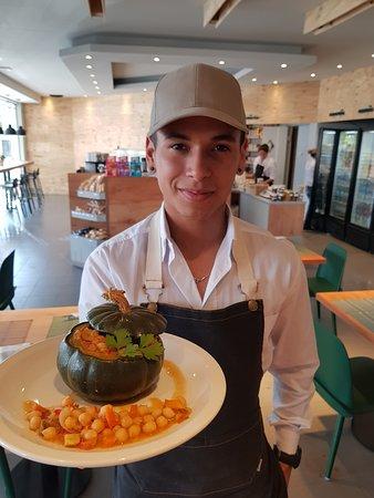 Tu comida saludable está en Toba Thani!