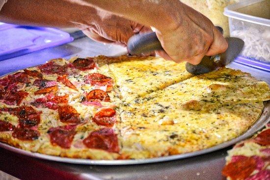 Zona Franca Bistro: nuestra mejor selección de pizzas para ti
