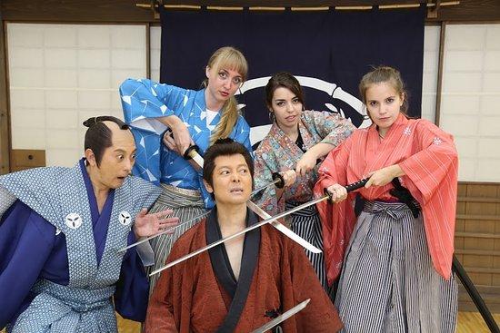 Samurai Do TOEI