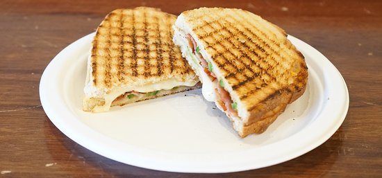 Soupbox: Hand-Crafted Grilled Cheese Sandwiches.