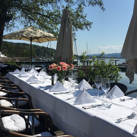 kropfitschbad see restaurant krumpendorf am w rthersee restaurant bewertungen telefonnummer. Black Bedroom Furniture Sets. Home Design Ideas
