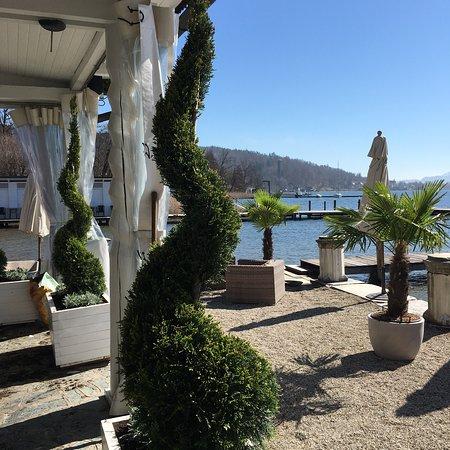 Krumpendorf am Wörther See, Austria: Kropfitschbad See Restaurant