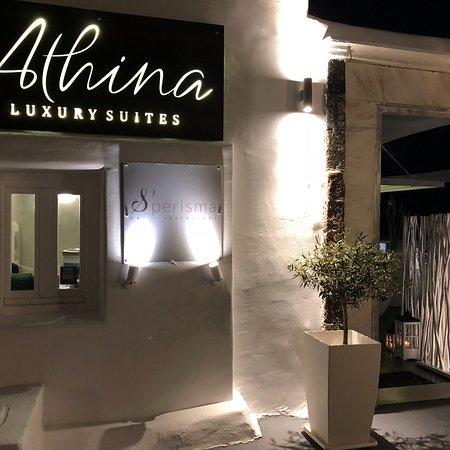 Valokuva: Athina Luxury Suites
