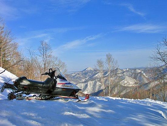Snowmobile Land Sapporo