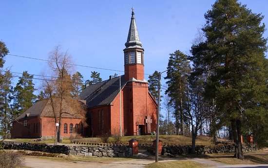 Ylämaan Church