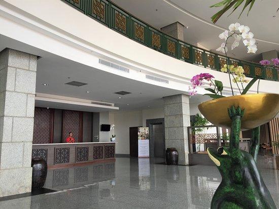 Swiss-Belhotel Pangkalpinang: Lobby Area