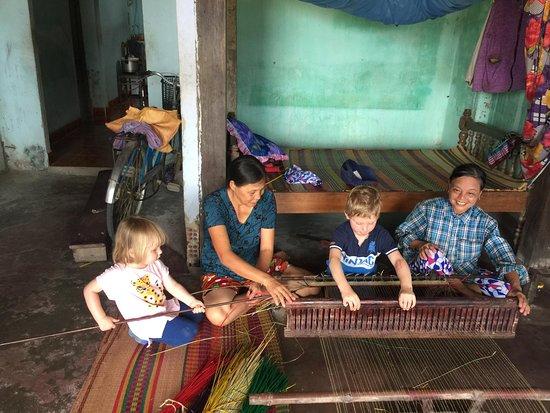 Hoi An Motorbike Day Tour Mr. Tam: Visit Traditional Handcraft Village