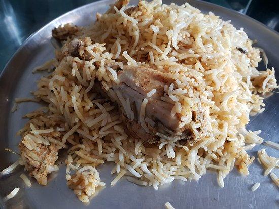 Bhojanam Multi Cuisine Restaurant-KPHB: Kodi Pulao