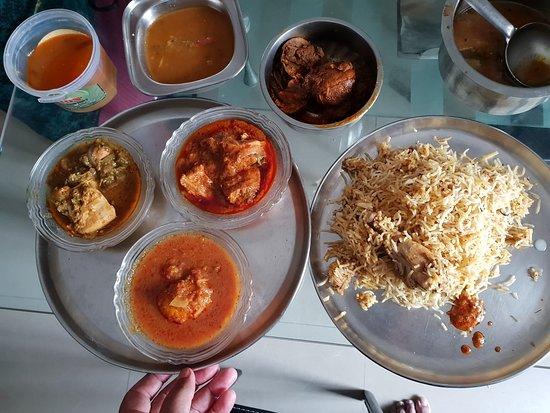 Bhojanam Multi Cuisine Restaurant-KPHB: Full Meal