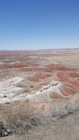 Painted Desert – fénykép