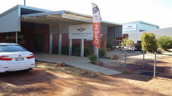 Royal Flying Doctor Hangar Visitor Centre