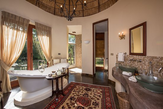 Tintswalo Safari Lodge: Presidential Baines Suite - Baines A
