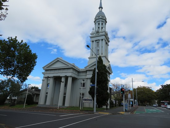 The First Presbyterian Church of Saint Andrew