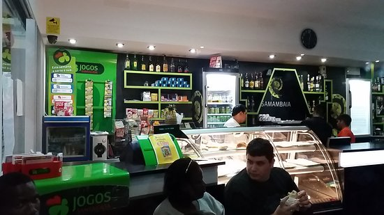 Cafe Samambaia: .