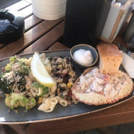 Foto de Gylly Beach Cafe