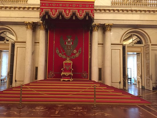 The State Hermitage Museum: в музеи