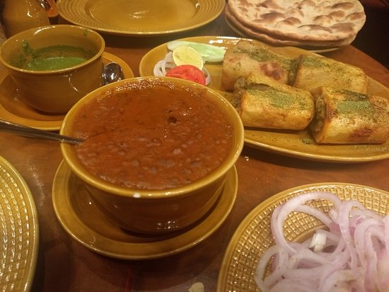 The most famous daal Bukhara