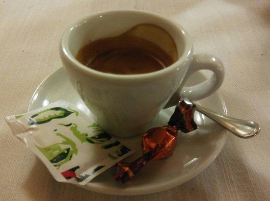 La Brenta Vecchia: Caffè