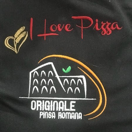 I love pizza: Originale Pinsa Romana