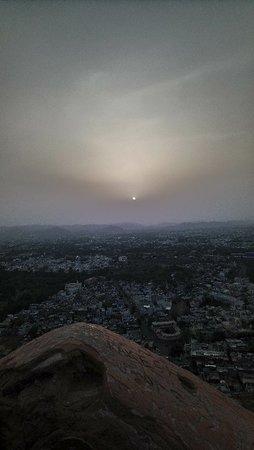 Bilde fra Zostel Udaipur