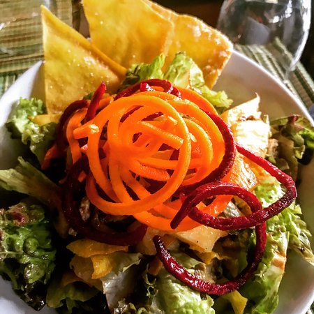 El Filo's: Try one of our healthy salads made from the freshest produce delivered daily