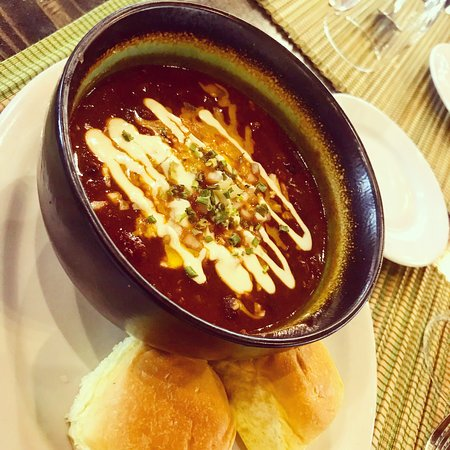 El Filo's: Our chef crafted soups are made daily come in and try a heart warming bowl of goodness