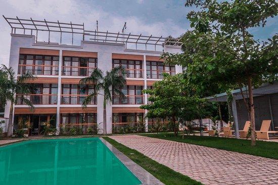 Mekosha Trivandrum Ayurveda Spasuites Retreat: Hotel & grounds