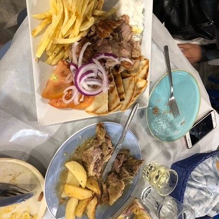 Delicious meat dishes and friendly service